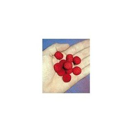 Magic By Gosh Sponge Balls - Mini, Red
