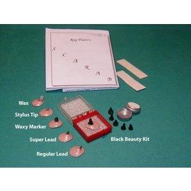 Norm Van Tubergen Scarab,  B Black Beauty Kit - The Ultimate Boon Writer by Ray Piatt (M10)