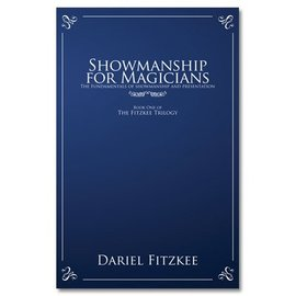 Magic Box Productions Showmanship for Magicians by Dariel Fitzkee - Book
