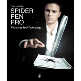 Yigal Mesika Spider Pen Pro, With DVD by Yigal Mesika (M10)