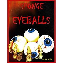 Alan Wong Sponge Eyeballs by Alan Wong   (M13)