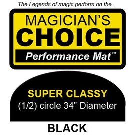 Ronjo Super Classy Close-Up Mat - Black Performance