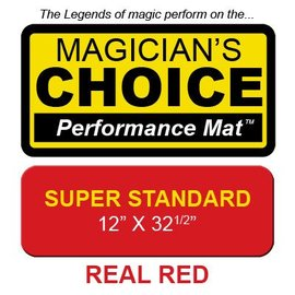 Ronjo Super Standard Close-Up Mat Red by Ronjo
