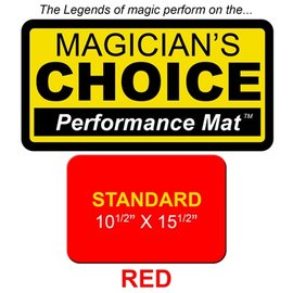 Ronjo Standard Close-Up Mat Red Performance