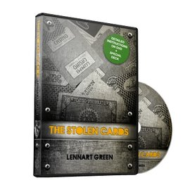 Essential Magic Collection The Stolen Cards (DVD and Deck) by Lennart Green and Luis De Matos