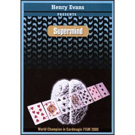 Henry Evans Supermind by Henry Evans- Card (M10)