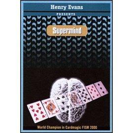 Henry Evans Supermind by Henry Evans- Card (M10)