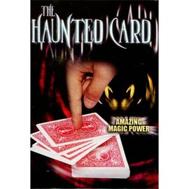 Vincenzo Di Fatta The Haunted Card by Di Fatta Magic - Trick