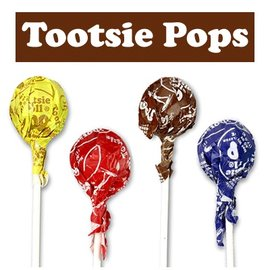 Ickle Pickle Products Tootsie Pops by Bill Boden
