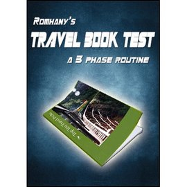 Limelight Press Romhany's Travel Book Test by Paul Romhany