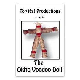Top Hat VooDoo Doll (M10)