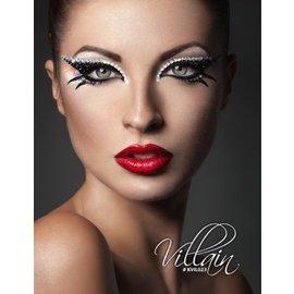 Xotic Eyes And Body Art Villain Eye Kit