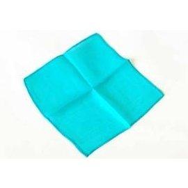 Vincenzo Di Fatta Silk - 18 inch Turquoise (M11)