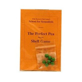 The Perfect Peas for the Shell Game