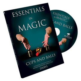 L and  L Publishing Essentials in Magic Cups and Balls by Daryl - DVD