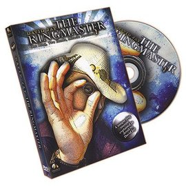 World Magic Shop Ring Master by David Jay - DVD