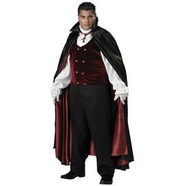 InCharacter Gothic Vampire Plus Size 3XL