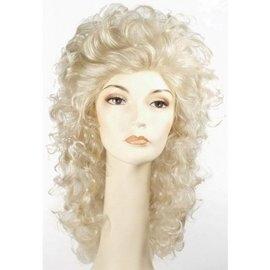 Lacey Costume Wig Wavy Showgirl Light Blonde Wig