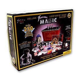 Fantasma Toys Ultimate Legends of Magic Set (With DVD) by Fantasma Magic (1025)