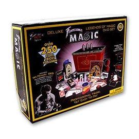 Fantasma Toys Ultimate Legends of Magic Set (With DVD) by Fantasma Magic (1025)