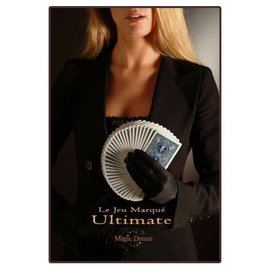 Magic Dream Ultimate Marked Deck (RED Back Bicycle Cards) - Card (M10)