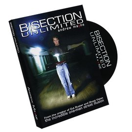 Bisection by Andrew Mayne - DVD