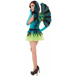 Forum Novelties Peacock Wings