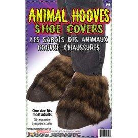 Forum Novelties Animal Hooves - Shoe Covers