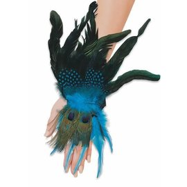 Forum Novelties Peacock Gloveletts