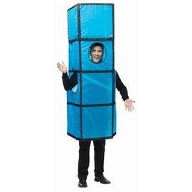 Rasta Imposta Tetris Tetrimino Blue - Adult