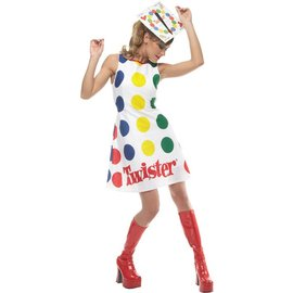 Paper Magic Group Twister Dress -  Adult Large 12-14