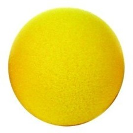 Magic By Gosh Yellow Sponge Clown Nose 1 inch