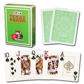 Modiano Modiano Texas Poker Jumbo - Light Green (M5)
