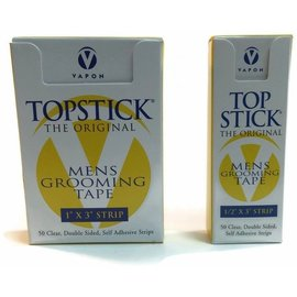 Vapon Topstick Grooming Tape - 1/2 x 3 inch