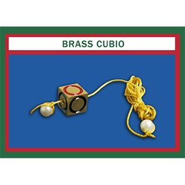 Mr. Magic Cubio, Brass by Mr. Magic (M10)
