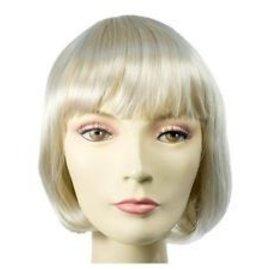 Lacey Costume Wig Lulu Bargain, Blonde - Wig