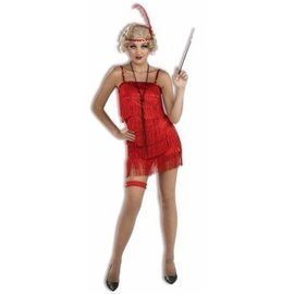 Forum Novelties Flirty Flapper Adult XS/SM 2-6