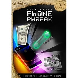 Paul Harris Presents Paul Harris Presents Phone Phreak (iPhone 5) by Jeff Prace & Paul Harris - Trick