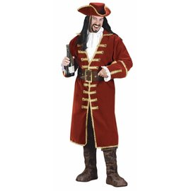 Fun World Captain Blackheart Adult One Size