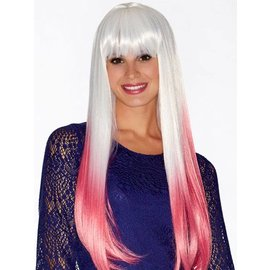 Incognito Diva Wig, Peppermint Twist