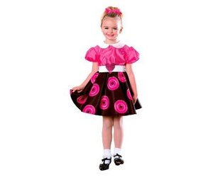 sc 1 st  Ronjo Magic & 50u0027s Barbie Child small - Ronjo Magic Costumes and Party Shop