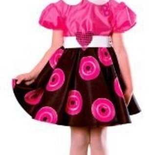Rubies Costume Company 50's Barbie Child small