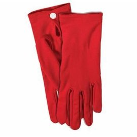 Forum Novelties Gloves Wrist, Red - Adult
