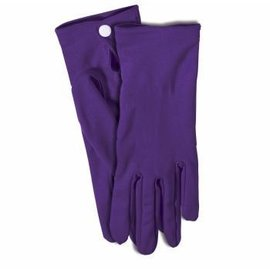 Forum Novelties Gloves Wrist, Blue - Adult