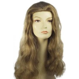 Lacey Costume Wig Discount Veronica Med Brown Wig