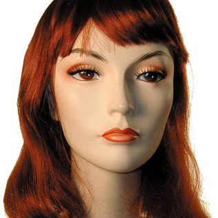 Lacey Costume Wig Courtney Pageboy Auburn 130 Wig