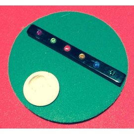 Ronjo Performance Circle Close-Up Mat, Green 4.5 inch
