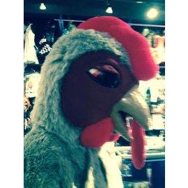 NDC Turkey Mascot - NDC