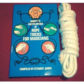 Dover Publications & BTC Magician's Rope With Book - Kit
