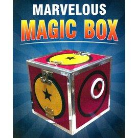 Trickmaster Magic Marvelous Magic Box